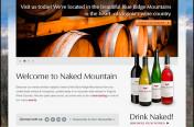 Virginia Winery Website Design